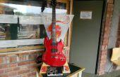 Le « Jam Stand »: Un portable, personnalisé guitare amplificateur & Stand