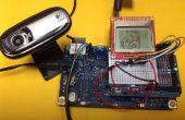 Webcam Monochrome affichage système GEN2 de Galileo à l'aide de