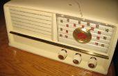 Faire revivre une vieille radio tube