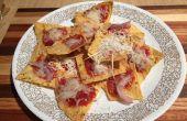 Nachos de pizza | Dîner rapide ou un en-cas