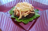 Black Bean Hawaiian Fiesta Burgers (15 Minutes)