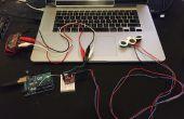 Interface d'ordinateur de mains-libres bricolage pour moins de 200 $: oculomètre + EMG + Arduino