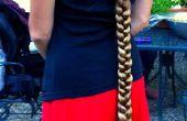 Comment rendre votre cheveux ridiculement Long
