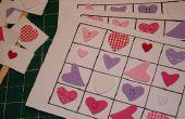 Bingo de la Saint-Valentin