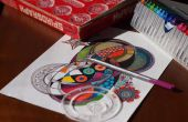 Spirograph Art cartes