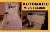Mangeoire de lait automatique Arduino