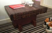 Rustic palette Coffee Table