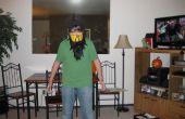 Comment faire un bon marché MK Scorpian Hood avec masque