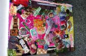 DIY : Decopodge Journal