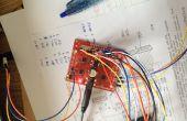 Commande de moteur pas à pas 2 axes Arduino UNO
