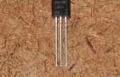 Imperméabiliser une sonde de température LM35