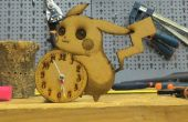 Horloge de Pikachu