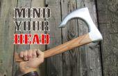 Boomerang de hache Viking