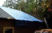 Remplacement du bardeau d'asphalte, arrêter les fuites du toit !