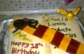 Harry Potter livre Cake