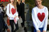 DIY Wildfox Couture inspiré Sweatshirt