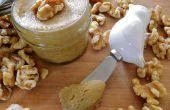 Beurre de noix fait maison