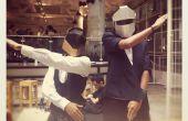 Rapide 5 heures Daft Punk Cosplay
