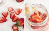 Maison aux fraises Moonshine