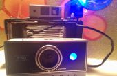 Nous allons tourner un appareil photo vintage dans une webcam décoratifs et de la lumière !