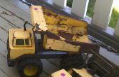 Restauration des camions Tonka