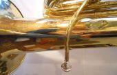 Retirer une embouchure coincé un Tuba (ou un autre instrument en laiton)