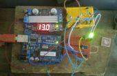 Arduino ATTiny85 Voltage Monitor RGB LED