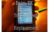 Remplacer l'écran tactile (Digitizer) sur un Palm TX