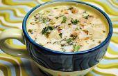 Zuppa Toscana soupe de Olive Garden