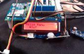 Edison-fumée-homme-Detect système utilisant Twilio (Python)