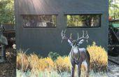 Fresque personnalisée sur Deerstand