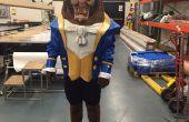 Costume de bête de Disney
