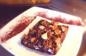 Brownie moelleux avec le dessus croustillant : recette préférée de printemps