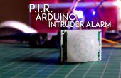 Alarme d'intrusion P.I.R. Arduino de 3,5 $
