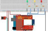 Streaming Audio et la reconnaissance vocale avec Arduino sans fil