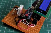 $ 10 Arduino portable station météo (AWS)