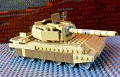 Faire un char Abrams de LEGO