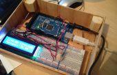 Boîte portative de prototypage Arduino