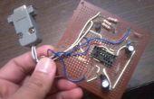 16F84 simple programmateur de microcontrôleur - JDM