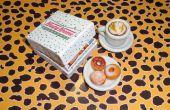 Miniature Krispy Kremes
