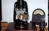 La lanterne de Plasma 300 volts Steampunk