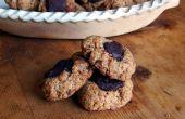 Paleo Almond Joy Thumbprint Cookies