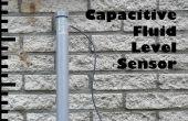 Capteur de niveau capacitif Fluid
