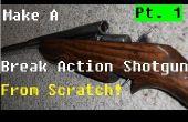 Faites une pause Action Shotgun à partir de zéro !