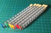 Stockage de résistances SMD LEGO