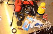 DIY objectif Tilt Shift DSLR appareil photo