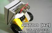 Artoo [R2] (ATtiny2313 mur éviter Robot)