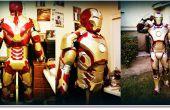 Comment faire une vraie réplique de costume iron man