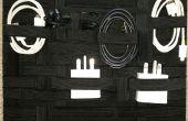 Organisateur de sac/câble/Tech DIY