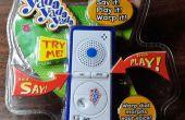 SquawkBox - une boîte à rythme algorithmique à l'aide d'un enregistreur de voix du jouet